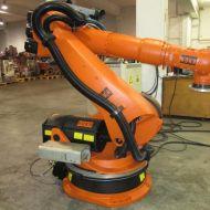 Kuka KR150 S2000 с контролер  KRC2 ED05